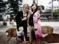 2002年秋 鹿とまねじゅん阿鬼羅