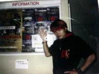 2002年MAKOTO10月26日パンフレット撮影