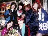 2002年MAKOTO恥団記念撮影