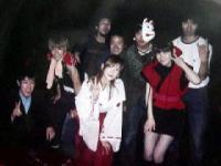 2003年3月24日熊本ジャンゴ集合写真
