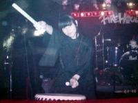 2003年4月27日中津ファイアーハウス