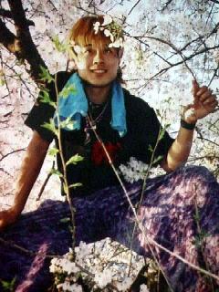 2003年4月花は桜木おとこ夢