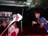 2003年6月4日新宿ウォール