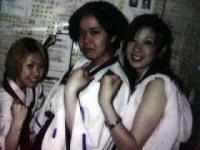 2003年夏巫女三人衆