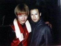 2003年2月23日新宿ウォール