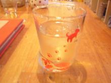 かわいいグラス