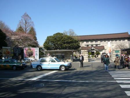 上野国立美術館