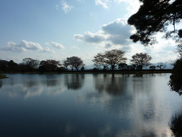超絶景 鏡池