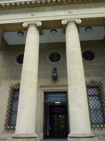 美術館 入口