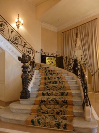 エレガントな階段