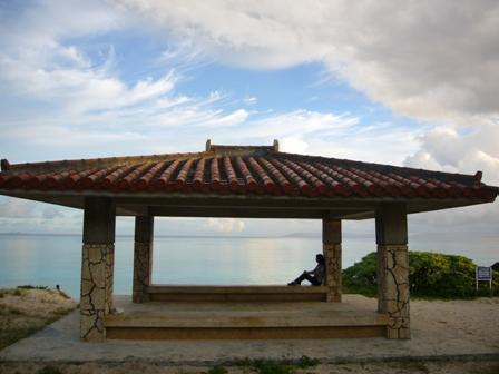 浜のお休み所