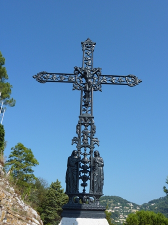 教会のクロス