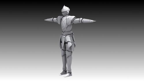 騎士メイキング