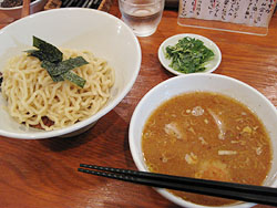 玉五郎のつけ麺