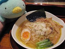 「天下ご麺」の塩鶏麺