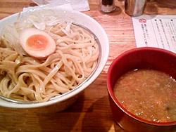 宮田麺児のつけ麺
