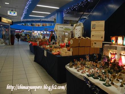 mall de クリスマスマーケット