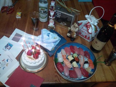 ゆう子さんからクリスマスプレゼント 011
