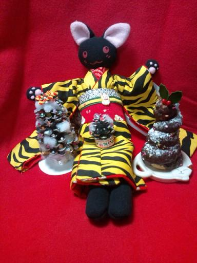 とんちゃんからのクリスマスプレゼント 009