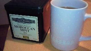 ミントの紅茶