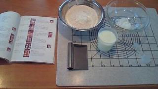 米粉のパン作り