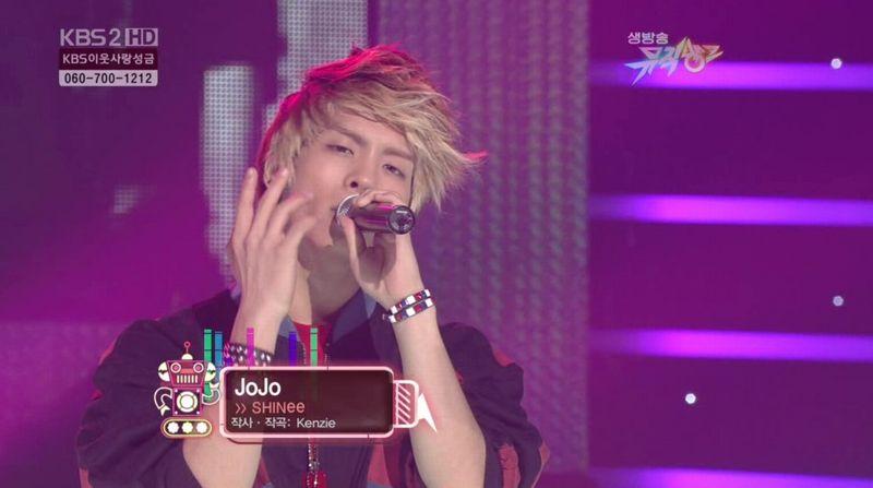 SHINee - 20091211 - Jojo on MB.avi_000005405