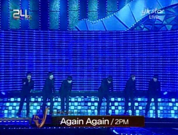 091210 - 2pm Bonsang + Heartbeat + Again.avi_000420253