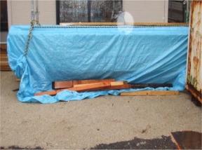 台風対策 材料