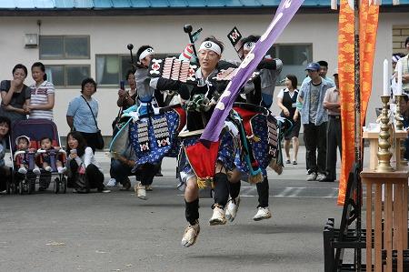 志茂若駒踊り2
