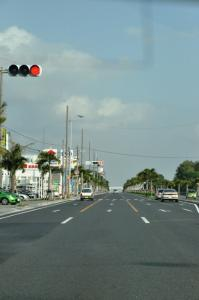 沖縄の道だから!