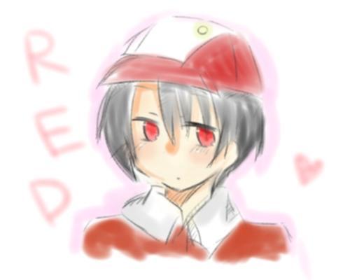 REDさん