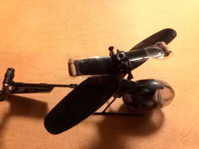 minibeeスタビライザー変更の形