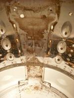 洗濯機分解洗浄S3