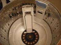 洗濯機分解洗浄S9