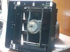 ハウスクリーニング・換気扇外し方P5