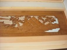 ハウスクリーニング・木洗い5