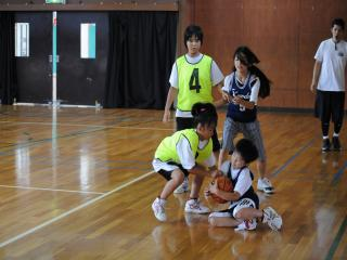 経堂小学校ミニバスケットボール...
