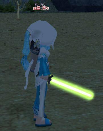 ブログ用緑剣