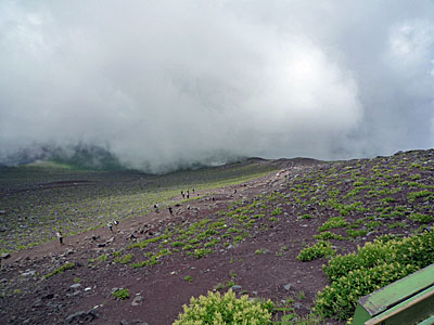 富士登山7
