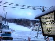 2009年 蔵王温泉 初雪
