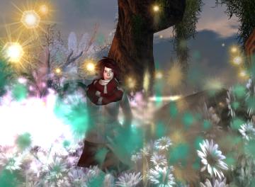 幻想の森の中で2