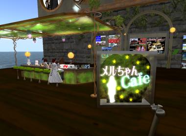 メルちゃんCafe