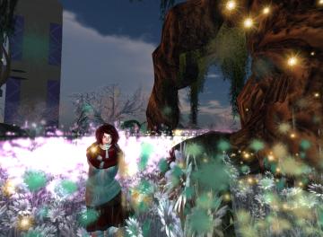 幻想の森の中で3