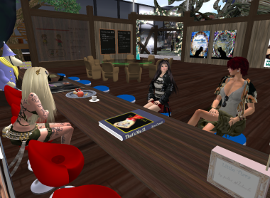 MoonCat Cafe