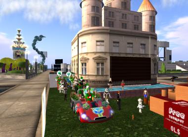 SL7Bパレード