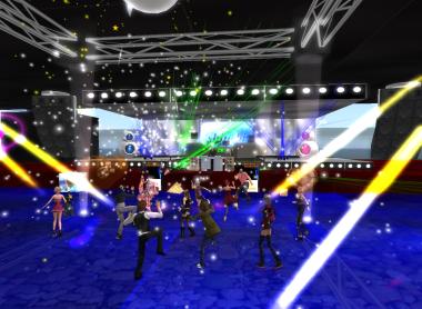 DJ☆ZAKU in KUMA Club