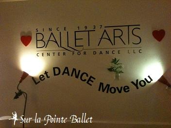 BALLET ARTS