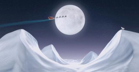 サンタはなぜ一晩で20億個のプレゼントを配れるのか?