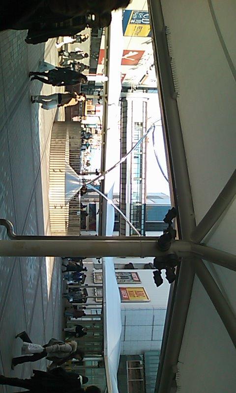 町田駅広場のシンボル