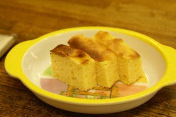 20091012 わんこケーキ